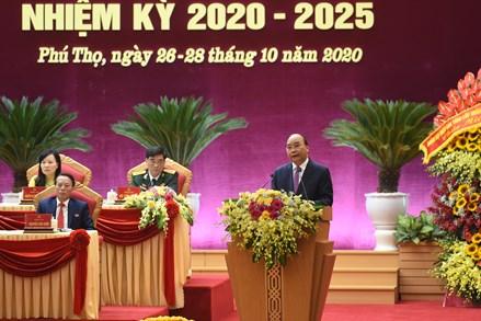Thủ tướng kỳ vọng về tương lai tươi sáng của vùng Đất Tổ