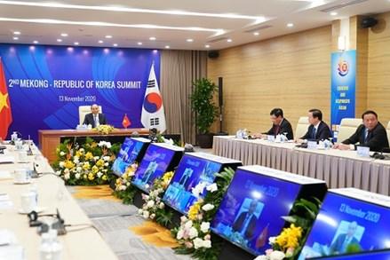 Nâng cấp hợp tác Mekong-Hàn Quốc lên Đối tác chiến lược vì người dân, thịnh vượng và hòa bình