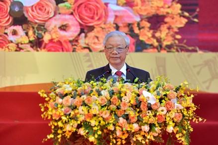 Tổng Bí thư, Chủ tịch nước Nguyễn Phú Trọng: Phát huy vai trò, thế mạnh của công tác đối ngoại nhân dân trong tình hình mới