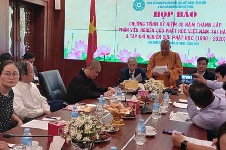 Phật giáo đồng hành cùng dân tộc
