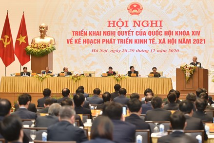 Tổng Bí thư, Chủ tịch nước Nguyễn Phú Trọng: Những con số thật đau lòng, nhưng phải làm
