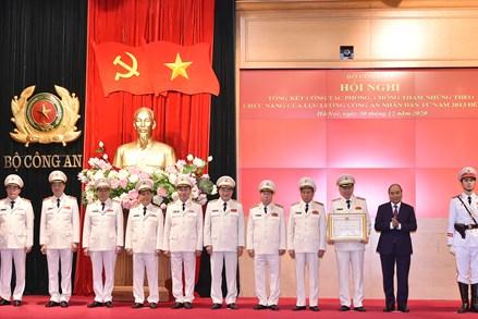 Thủ tướng Nguyễn Xuân Phúc: Hoàn thiện cơ chế phòng ngừa, bảo đảm 'không thể tham nhũng'