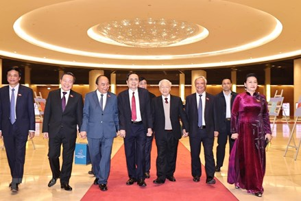 75 năm hình thành và phát triển của Quốc hội Việt Nam