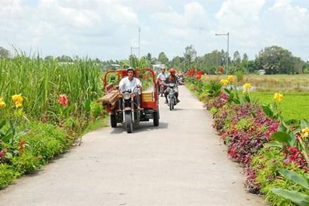 Vĩnh Phúc: 100% số xã đạt chuẩn nông thôn mới