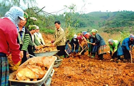 Yên Bái: Hiệu quả từ xây dựng nông thôn mới, đô thị văn minh