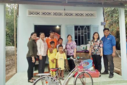 Kiên Giang: Chăm lo Tết cho người nghèo