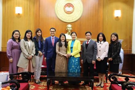 Tăng cường và khích lệ chương trình hợp tác giữa hai nước Việt Nam và Thái Lan