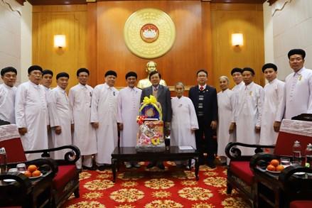 Hội thánh Cao Đài Tòa thánh Tây Ninh chung tay cùng đất nước vượt qua khó khăn
