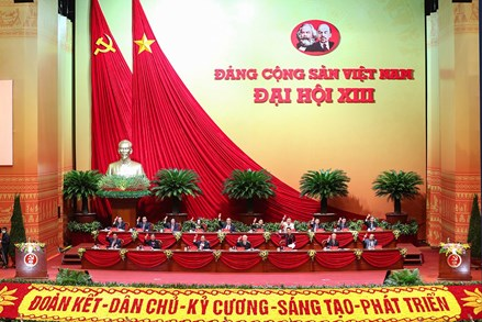 Phiên họp trù bị Đại hội đại biểu toàn quốc lần thứ XIII của Đảng