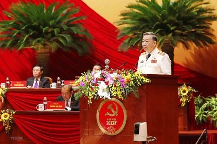Đại hội XIII của Đảng: Chủ động bảo vệ Tổ quốc từ sớm, từ xa