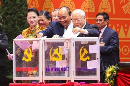 Danh sách Ban Chấp hành Trung ương Đảng khóa XIII