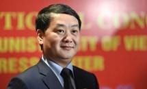 Ông Hầu A Lềnh tái cử Ban Chấp hành Trung ương Đảng khóa XIII