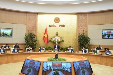 Thủ tướng nhấn mạnh 4 nhiệm vụ trọng tâm thời gian tới