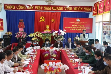 Đắk Lắk tổ chức Hội nghị hiệp thương lần thứ nhất về bầu cử Quốc hội và HĐND tỉnh