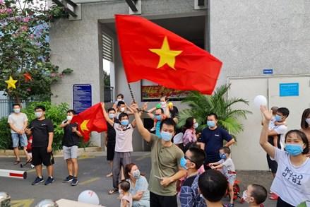 TP Hồ Chí Minh chỉ còn 2 điểm bị phong tỏa liên quan đến COVID-19