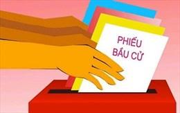Hải Phòng ấn định và công bố 14 đơn vị bầu cử đại biểu HĐND thành phố