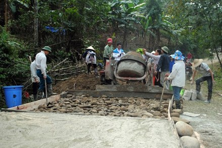 MTTQ tỉnh Lào Cai: Đẩy mạnh công tác tuyên truyền, vận động nhân dân