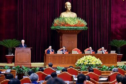 Hội nghị Trung ương 2, khóa XIII: Sớm kiện toàn, sắp xếp các chức danh lãnh đạo cơ quan nhà nước