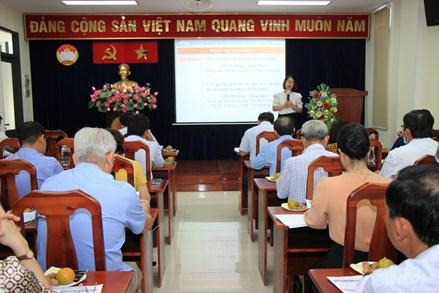 """MTTQ thành phố Hồ Chí Minh: Tổ chức Hội thi """"Chọn người tiêu biểu đức, tài của dân"""" năm 2021"""