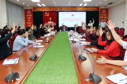 Trưởng Ban Dân vận Trung ương Trương Thị Mai được giới thiệu ứng cử đại biểu Quốc hội khóa XV