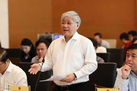 Giới thiệu Bộ trưởng, Chủ nhiệm Ủy ban Dân tộc Đỗ Văn Chiến ứng cử đại biểu Quốc hội khóa XV