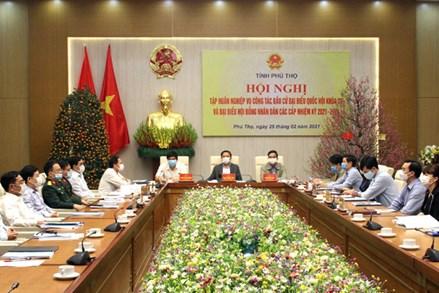 Bầu cử QH và HĐND: Phú Thọ tích cực chuẩn bị công tác bầu cử