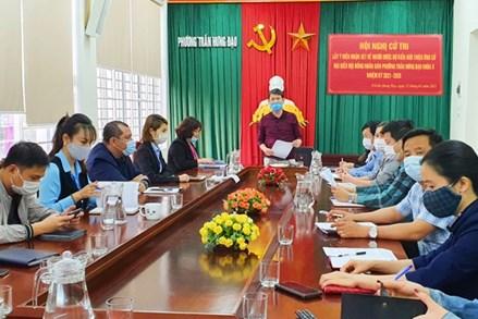 MTTQ tỉnh Quảng Ninh: Tăng cường giám sát, bảo đảm bầu cử dân chủ