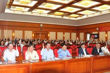 Các cơ quan, đơn vị ở Trung ương hoàn thiện hồ sơ giới thiệu người ứng cử đại biểu Quốc hội khóa XV
