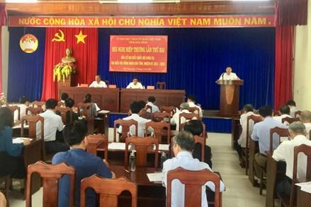 Đắk Nông: 11 người ứng cử đại biểu Quốc hội và 96 người ứng cử đại biểu HĐND
