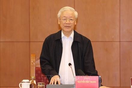 Bổ sung một số vụ án, vụ việc vào diện Ban Chỉ đạo Trung ương về phòng, chống tham nhũng theo dõi, chỉ đạo
