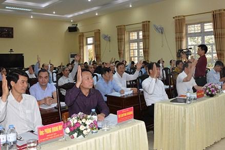 Yên Bái đưa ra khỏi danh sách sơ bộ 5 người ứng cử đại biểu HĐND