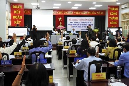 Đà Nẵng: 11 người ứng cử ĐBQH khóa XV