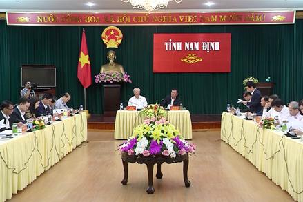 Nam Định: Đẩy mạnh tuyên truyền để cử tri tiếp cận thông tin của các ứng cử viên