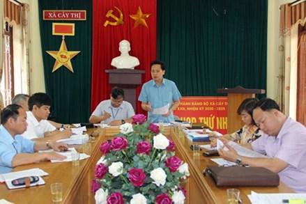Chuẩn bị công tác bầu cử: Thái Nguyên tổ chức 3 đợt giám sát