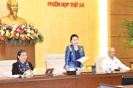Nhiệm kỳ XIV của Ủy ban Thường vụ Quốc hội: Thành công xuất phát từ việc tiếp tục cải tiến, đổi mới
