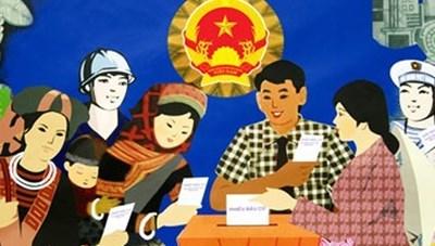 Hội nghị cử tri nơi công tác tổ chức ra sao?