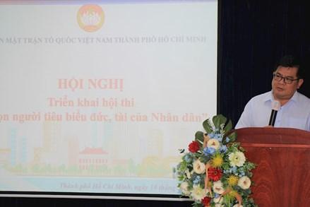 Mặt trận Tổ quốc Việt Nam TPHCM: Đổi mới nội dung, hình thức tuyên truyền về bầu cử