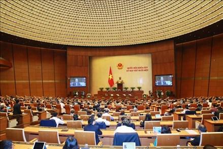 Ngày 30/3: Quốc hội tiến hành quy trình nhân sự chủ chốt