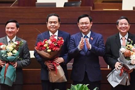 Chủ tịch UBTƯ MTTQ Việt Nam Trần Thanh Mẫn làm Phó Chủ tịch Thường trực Quốc hội