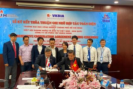 VKBIA - IUH liên kết giáo dục và đào tạo, phát triển nguồn nhân lực chất lượng cao tại TPHCM và các vùng lân cận