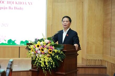 Ông Trần Tuấn Anh được tín nhiệm cao, giới thiệu ứng cử đại biểu Quốc hội khóa XV
