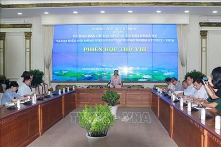 TP Hồ Chí Minh đẩy nhanh tiến độ lấy ý kiến cử tri nơi cư trú