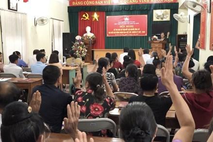 Sơn La: Tỷ lệ người dân tộc thiểu số tham gia ứng cử ĐBQH và HĐND chiếm khoảng 70%