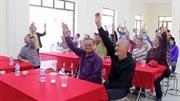 Bắc Giang: Hoàn thành việc lấy ý kiến cử tri nơi cư trú đối với người ứng cử