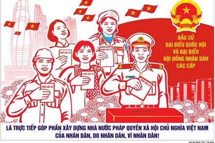 Bắc Ninh: Quy định về giải quyết khiếu nại, tố cáo liên quan đến bầu cử