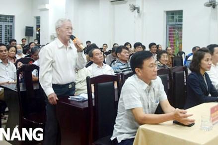 Đà Nẵng: Đảm bảo tiến độ triển khai công tác bầu cử