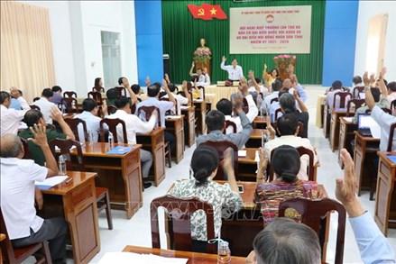 Quảng Ngãi, Đồng Tháp, Khánh Hòa và Long An tổ chức Hội nghị hiệp thương lần thứ ba