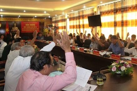 Quảng Nam: Thông qua danh sách 10 người ứng cử ĐBQH khóa XV