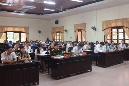 Quảng Trị: Một trường hợp xin rút khỏi danh sách ứng cử ĐBQH