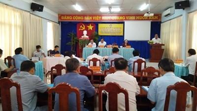 MTTQ Việt Nam tỉnh Cà Mau, Sóc Trăng, Nam Định, Hà Nam tổ chức Hội nghị hiệp thương lần thứ ba
